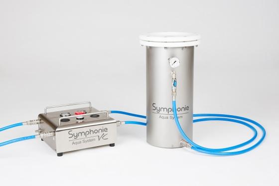 Hydrostatische Abdrucktechnik für Prothesenschäfte