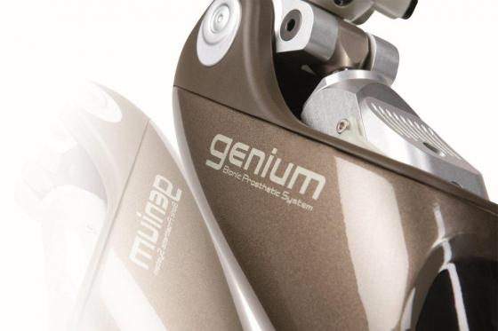 Informationsveranstaltung am 10.12.2012 zum <b>Genium Prothesensystem</b>