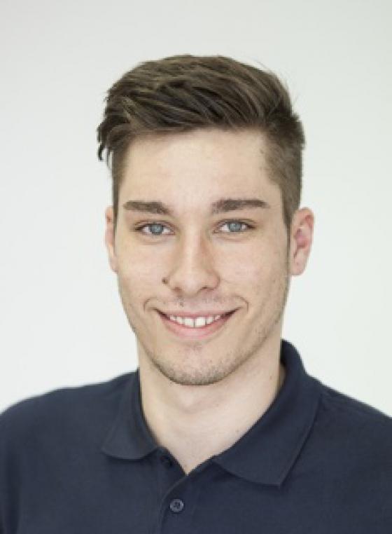 Luca Stotzem neuer Geselle bei Otec-In