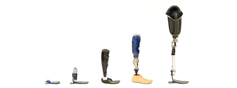 Beinprothesen